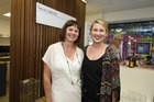 Creative Tauranga chief executive Jennifer Pearson (left) with Millie Newitt. Photo/file