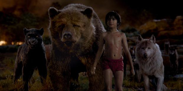 Scene from the Jungle Book. Photo / Disney