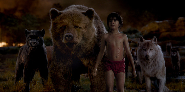 Loading A scene from the movie The Jungle Book.