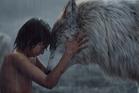 Neel Sethi as Mowgli and Raksha voiced by Lupita Nyong'o. Photo / Disney
