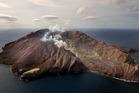 White Island.  Photo/Ben Fraser