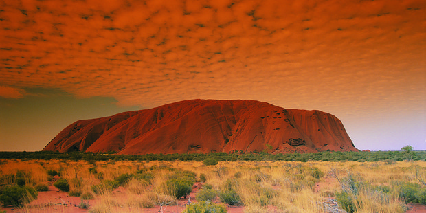More than 35 people had died climbing Uluru since the 1950s. Photo / File