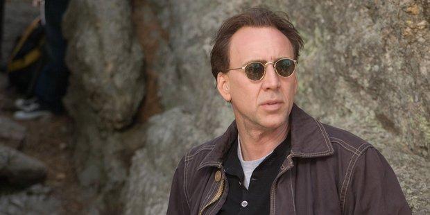 Nicholas Cage in the movie 'National Treasure: Book of Secrets'. Photo / Robert Zuckerman