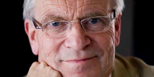 British novelist Lord Jeffrey Archer. Photo / Dean Purcell