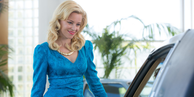 """Elizabeth Banks never once made me laugh; to me, she was cut from the same kind of blandly generic cloth as Kate Bosworth and January Jones"""