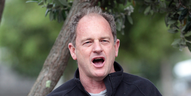 MP David Shearer has said he will return to waging war aginst the supermarket duopoly and credit card interest rates. Photo / Doug Sherring