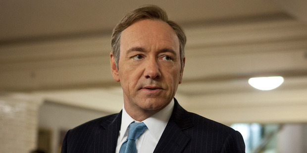 Loading Kevin Spacey tries to understand why he didn't get the Presidential role in Frost/Nixon movie.