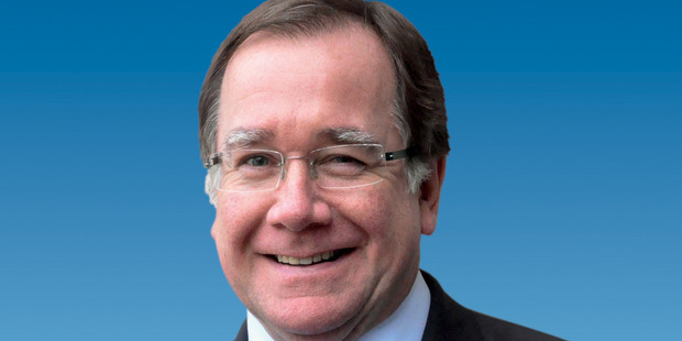 Murray McCully said he would not have been aware Earl Hagaman was a donor to the National Party.  Photo / Supplied