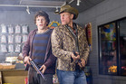 Woody Harrelson and Jesse Eisenberg starred in the original 'Zombieland'.