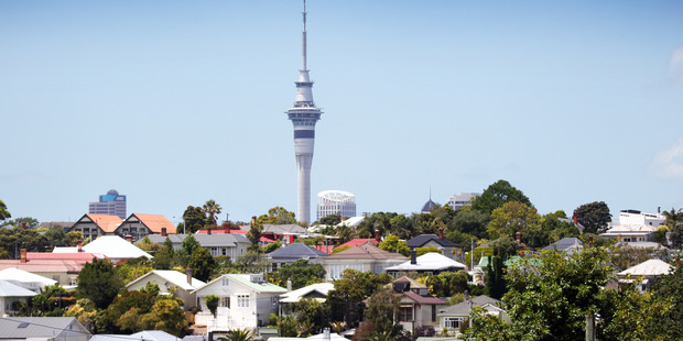 Special Housing Areas are supposed to help get new houses built more quickly across Auckland.  Photo / Doug Sherring