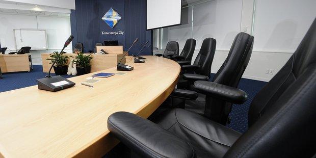 Tauranga Council Chambers. Photo/File