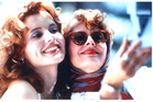 Thelma and Louise starring Geena Davis and Susan Sarandon was an iconic movie that dared to put women in the drivers seat.
