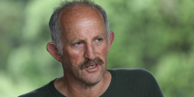 The organisation's founder, Gareth Morgan, says New Zealand has done little to reduce global emissions. Photo / John Borren