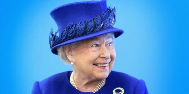 I'm not convinced that being The Queen is actually very much fun. Photo / Getty Images