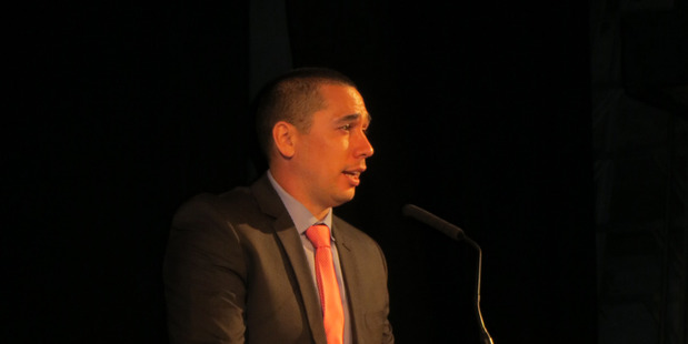 AWARDS: Paul Henare, guest speaker at the Wairarapa Times-Age Sports Awards. PHOTO/FILE