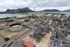 Marsden Pt oil refinery. Photo / Northern Advocate