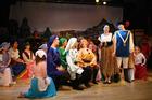 A scene from Corelli School of Arts' Snow White & the Seven Dwarfs. Photo / Wayne Drought