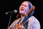 Zoe King-Samuels from Moerewa is one of the performers at the upcoming Concert at the Station. PHOTO / PETER DE GRAAF