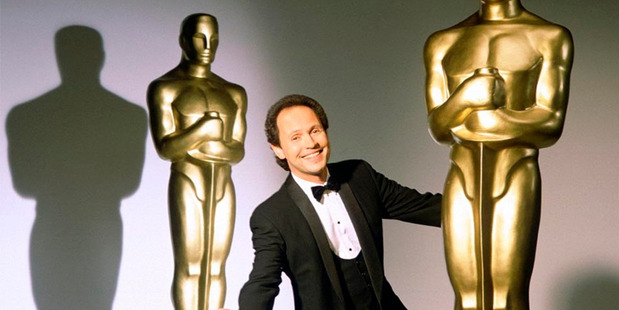 "Billy Crystal hosted the Oscars nine times, included the night Peter Jackson's The Return of the King swept the board. ""There is officially no-one left in New Zealand to thank,"" Crystal quipped."
