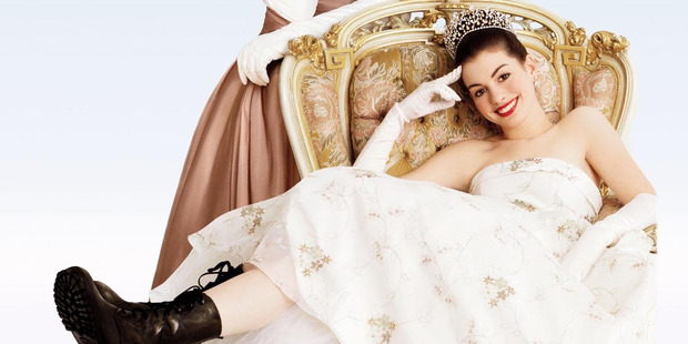 Anne Hathaway is to return for Princess Diaries 3. Photo / Disney