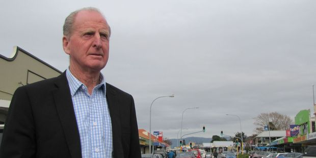 Loading Western Bay Mayor Ross Paterson will not be seeking re-election. Photo/file