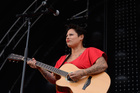 Anika Moa. Photo / Janine Russell