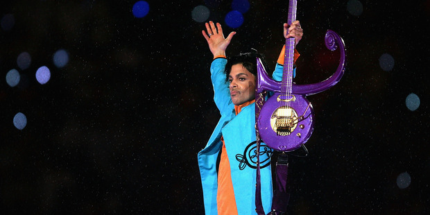 Loading Prince is one of the few artists that has died in their mid 50's. Photo / Getty Images