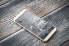 You can help avoid damage to a smartphone or tablet by buying a protective cover. Photo / Getty Images