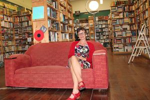 Browsers bookshop owner Rachel Pope on the eve of the stores twentieth birthday