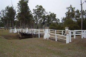 The Anzac memorial bridge at Brooweena in Queensland, Australia. PHOTO/SUPPLIED