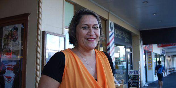 "Ikaroa-Rawhiti MP Meka Whaitiri says the Wairarapa irrigation scheme needs ""off-ramps"". PHOTO/ALISA YONG"