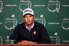 Australian golfer Adam Scott will not be competing in the Rio de Janeiro Olympics. Photo / Getty
