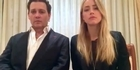 Watch: Watch: Depp and wife share educational video during trial