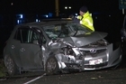 Two people are dead and five others have been injured in a two-car smash near Twizel.