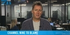 Mike's Minute: Channel 9 to blame