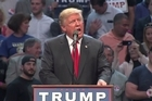 Just when you thought you couldn't love to hate him anymore, everybody's best mate Donald Trump just delivered the gaffe to trump all gaffes.  Campaigning ahead of this week's New York GOP primary, it happened when the Republican frontrunner was speaking of the September 11 terror attacks.  Source: CNN