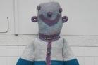 Tariro the knitted doll.