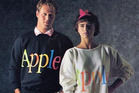 Apple clothing for men and women. Photo / Imgur