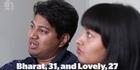Home truths: Bharat Bhushan and Lovely Garg