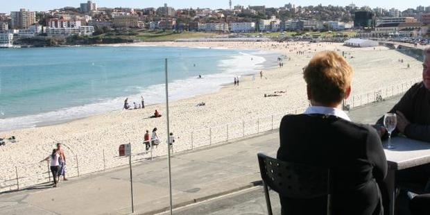 North Bondi RSL has some pretty fancy views. Photo / News Corp Australia