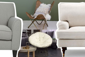 Here are seven of our favourite arm chairs of the season.