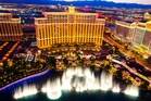 The Bellagio in Las Vegas is the hotel of choice for the world's richest people. Photo / 123RF