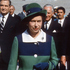 October 01, 1971: Queen Elizabeth ll on tour Turkey. Photo / Getty Images