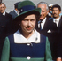 October 1, 1971: Queen Elizabeth ll in Turkey with her daughter Princess Anne. Photo / Getty Images