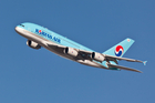 The incident occurred on a Korean Air flight from Seoul to Guam. Photo / iStock