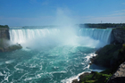Some say the Niagara Falls are best viewed from the Canadian side. Photo / iStock