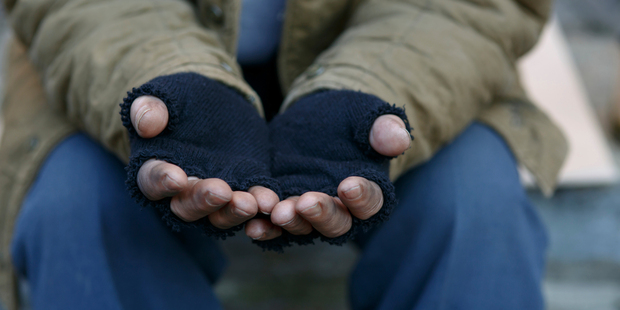 Life on the streets must be lonely most of the time. Photo / iStock