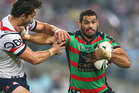 Greg Inglis has not been at his best so far this season. Photo / Getty