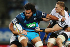 Steven Luatua was Nigel Yalden's pick for the best NZ forward in week eight. Photo /Getty