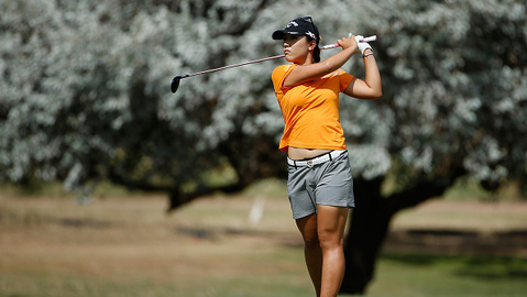 So Yeon Ryu shoots 63 to take early lead in Swinging Skirts